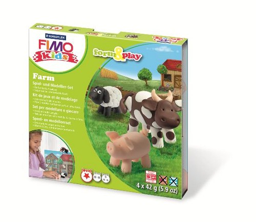 Fimo kids form & play farm.