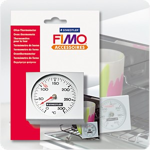 *** Fimo oventhermometer.