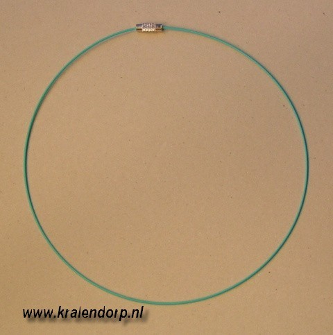Spang 45cm turquoise.