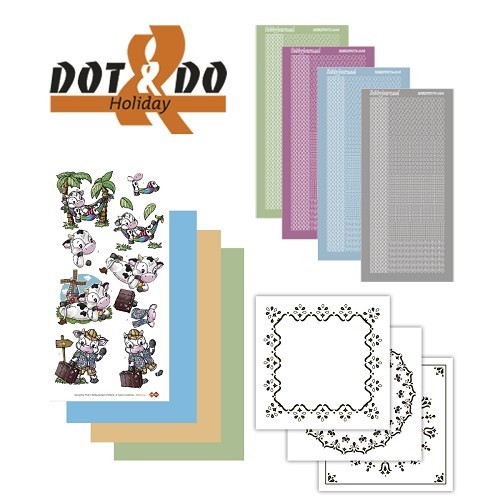 Dot and Do 19 - Holiday.