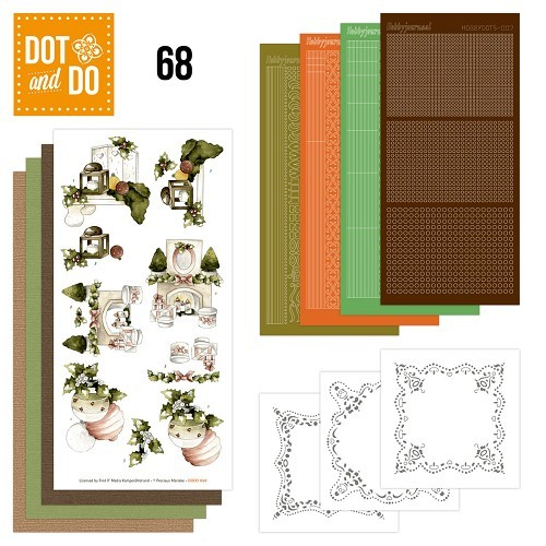 Dot and Do 68 - Rustic Christmas.