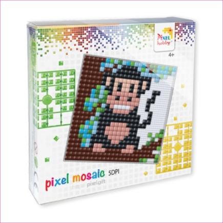 Pixelhobby XL set aap.