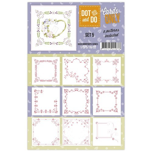 Dot & Do - Cards Only - Set 5.