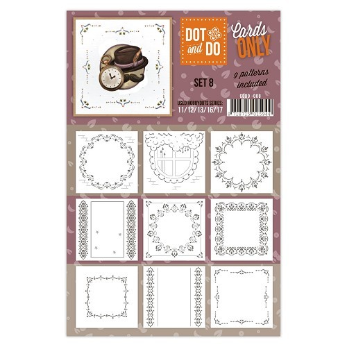 Dot & Do - Cards Only - Set 8.