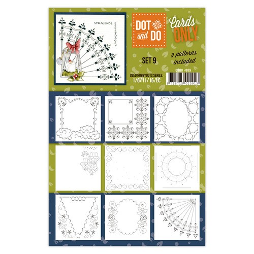 Dot & Do - Cards Only - Set 9.
