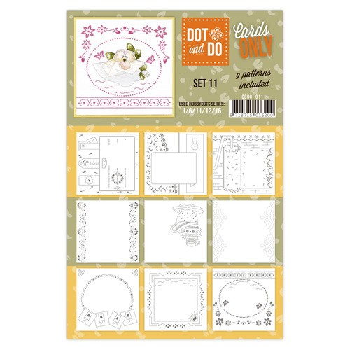 Dot & Do - Cards Only - Set 11.