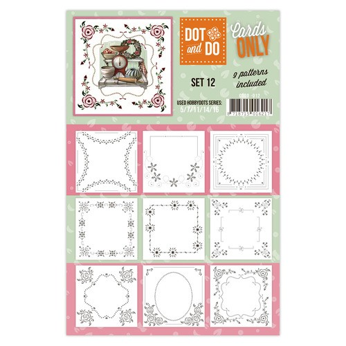 Dot & Do - Cards Only - Set 12.