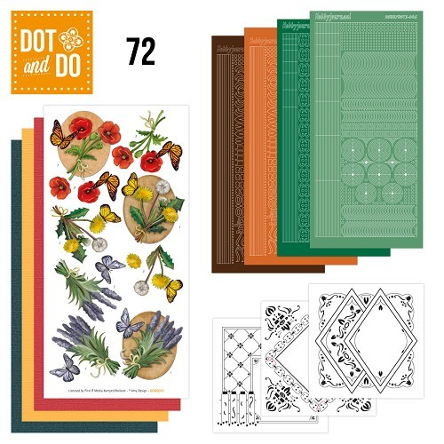 Dot and Do 72 - Wild Flowers.