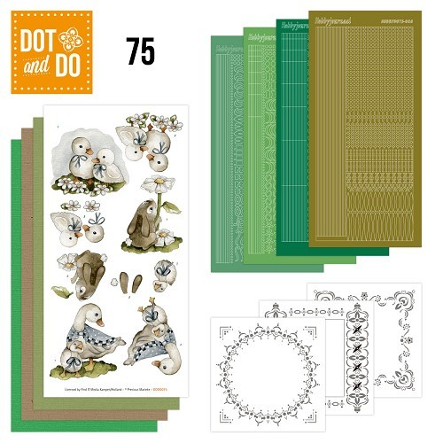 Dot and Do 75 - Spring Animals.