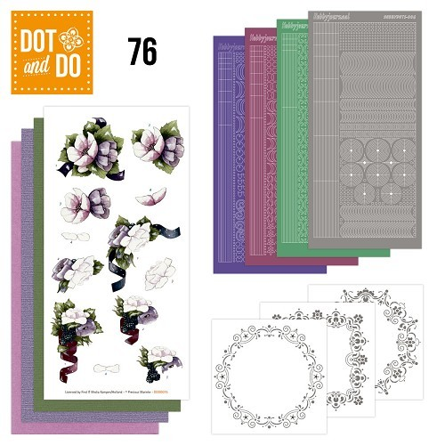 Dot and Do 76 - Flowers.