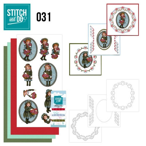 Stitch and Do 31 - Beterschap.