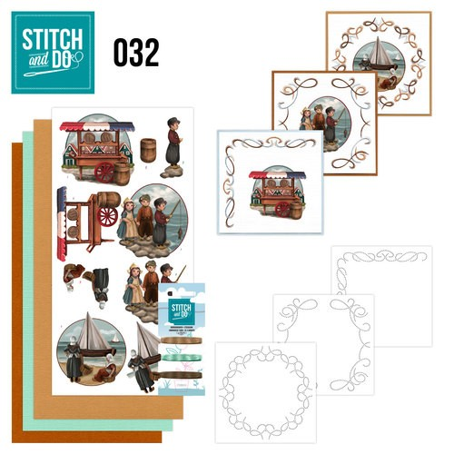 Stitch and Do 32 - Oud Hollands.