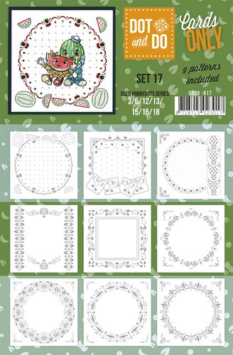 Dot & Do - Cards Only - Set 17.