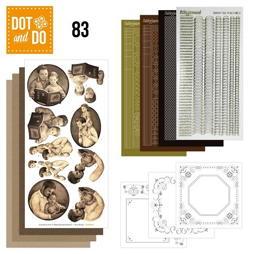 Dot and Do 83 - Amy Design - Vaderdag.