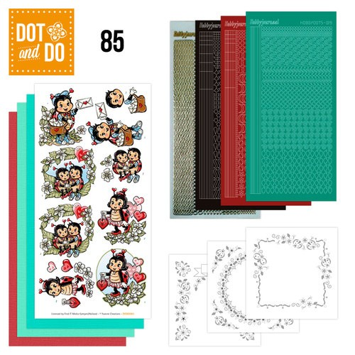 Dot and Do 85 - Lieveheersbeestjes.
