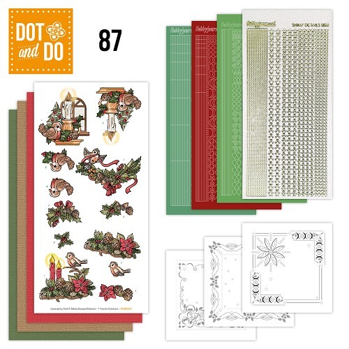 Dot and Do 87 - Kerstsfeer.