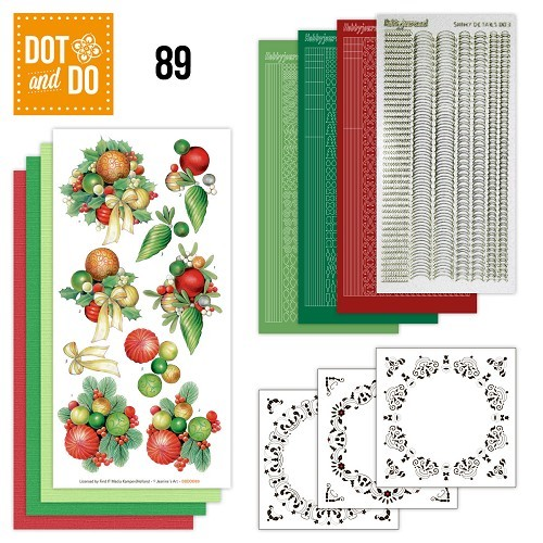 Dot and Do 89 - Kerstballen.