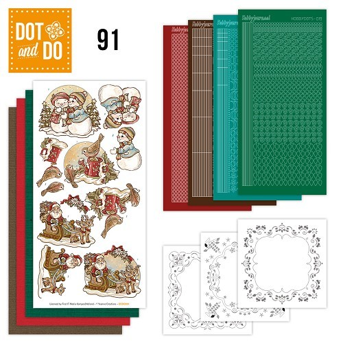 Dot and Do 91 - Holly Jolly Mix.