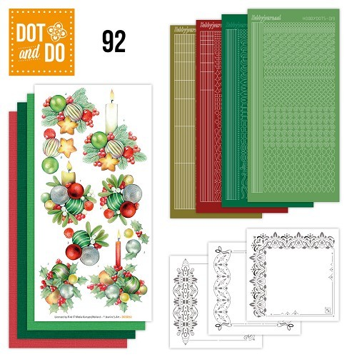 Dot and Do 92 - Kerstkaarsen.
