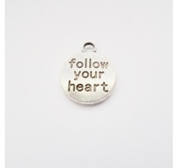 Bedel 15 mm Follow your heart.