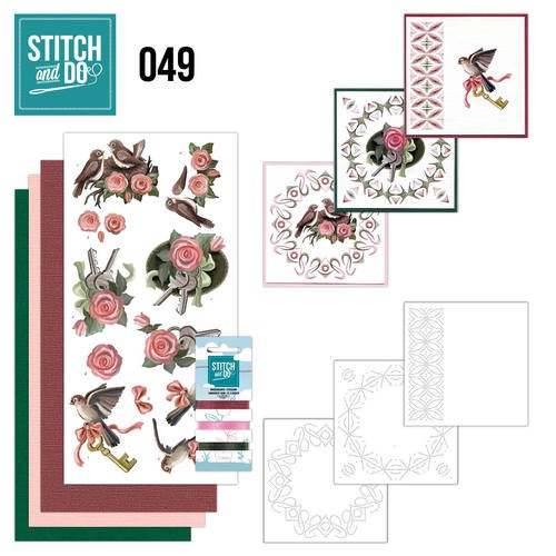 Stitch and Do 49 - Verhuizen.
