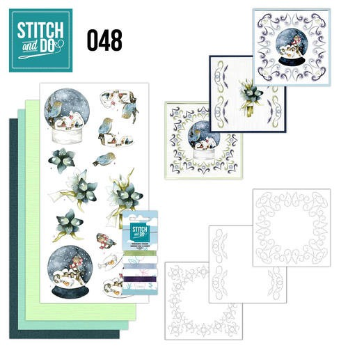 Stitch and Do 48 - Winterfun.