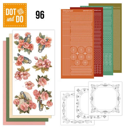 Dot and Do 96 - Bloemen.