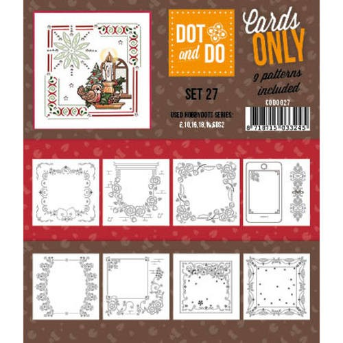 Dot & Do - Cards Only - Set 27.