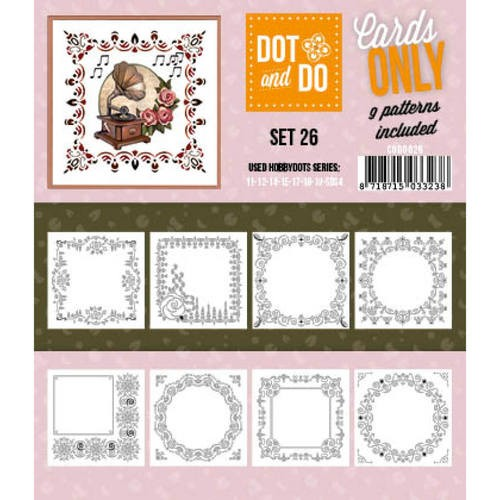 Dot & Do - Cards Only - Set 26.