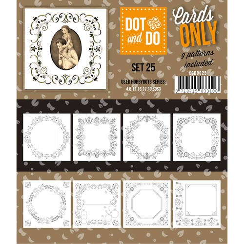 Dot & Do - Cards Only - Set 25.