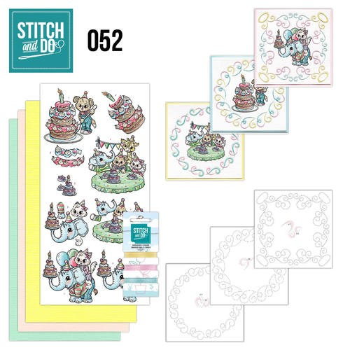 Stitch and Do 52 - Tods and Toddlers.