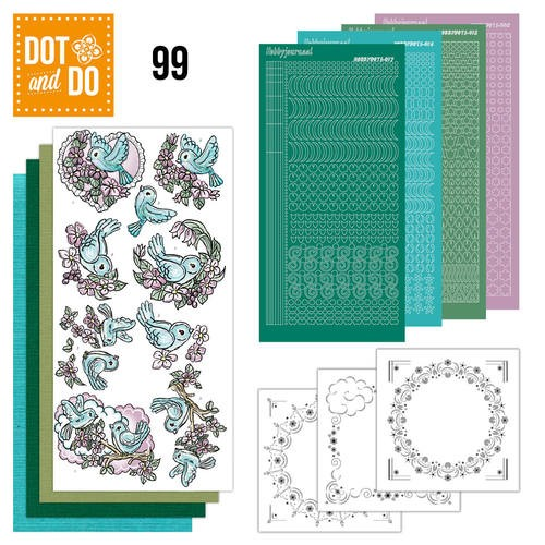 Dot and Do 99 - Spring-tastic.