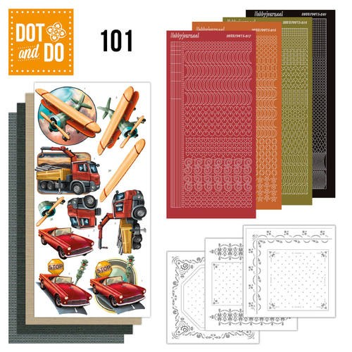 Dot and Do 101 - Vintage Vehicles.