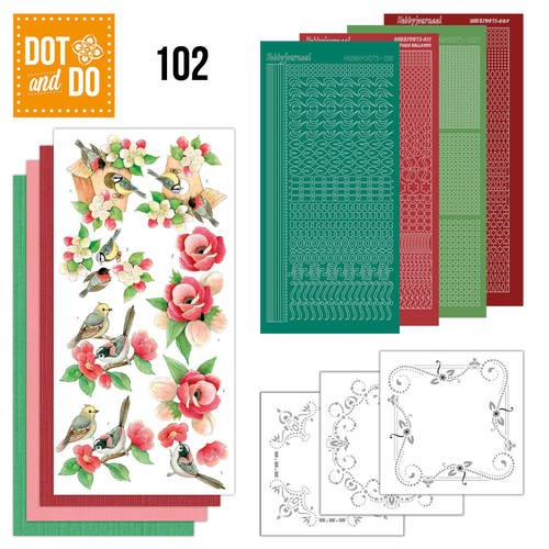 Dot and Do 102 - Garden Classics.