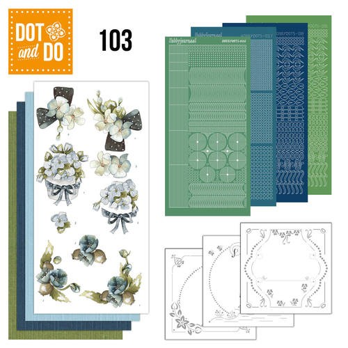 Dot and Do 103 - Fantastic flowers.