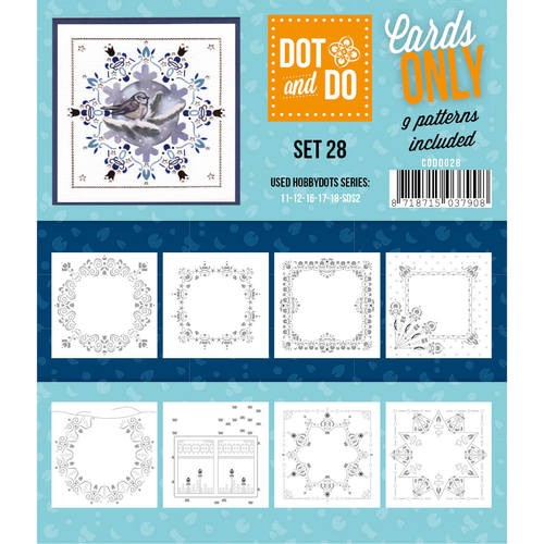Dot & Do - Cards Only - Set 28.