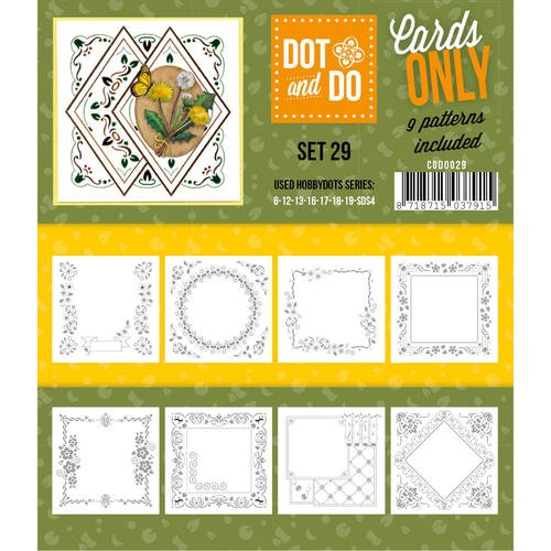 Dot & Do - Cards Only - Set 29.