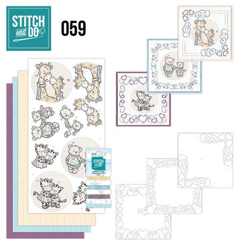 Stitch and Do 59 - I love you.