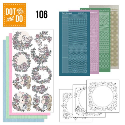 Dot and Do 106 - I love you.