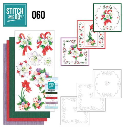 Stitch and Do 60 - Christmas Classics.