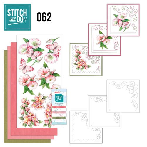 Stitch and Do 62 - Condoleance.