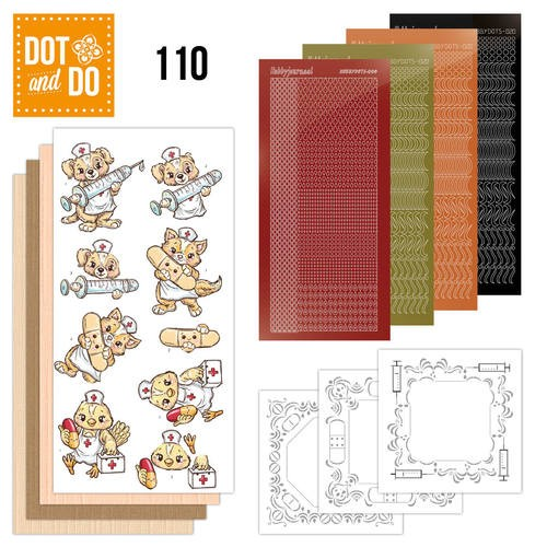 Dot and Do 110 - Beterschap.