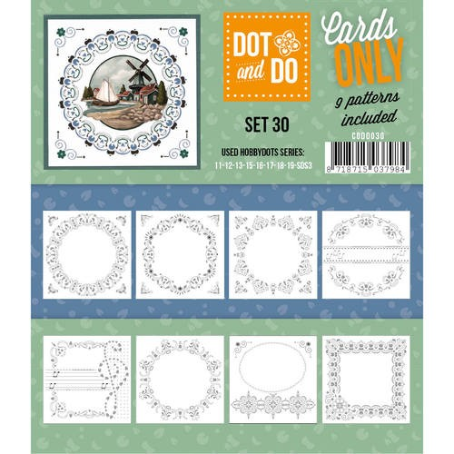 Dot & Do - Cards Only - Set 30.