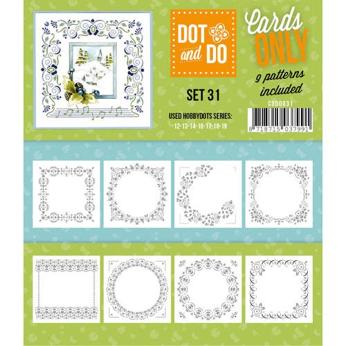 Dot & Do - Cards Only - Set 31.