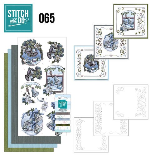 Stitch and Do 65 - The feeling of christmas.