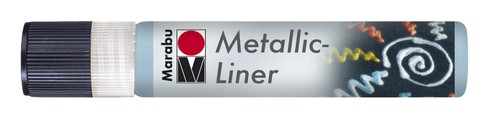 Metallic Liner 25 ML - Lichtblauw.
