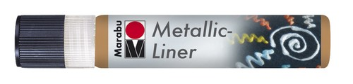Metallic Liner 25 ML - Koper.