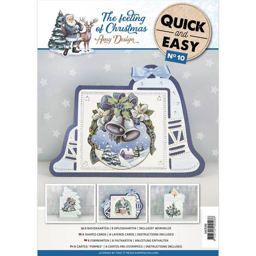 Quick and Easy 10 - The feeling of Christmas.