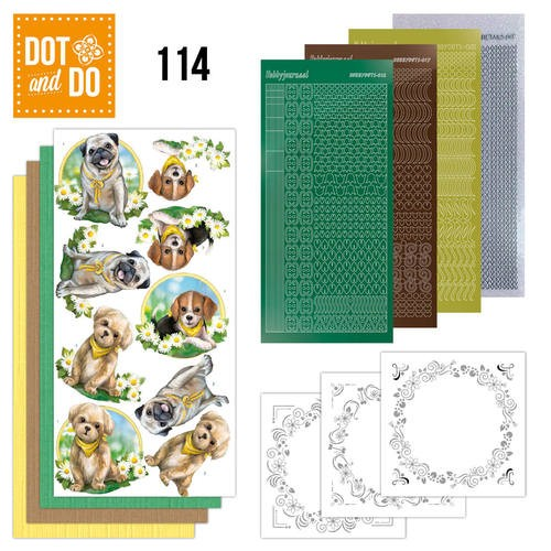 Dot and Do 114- Dogs.