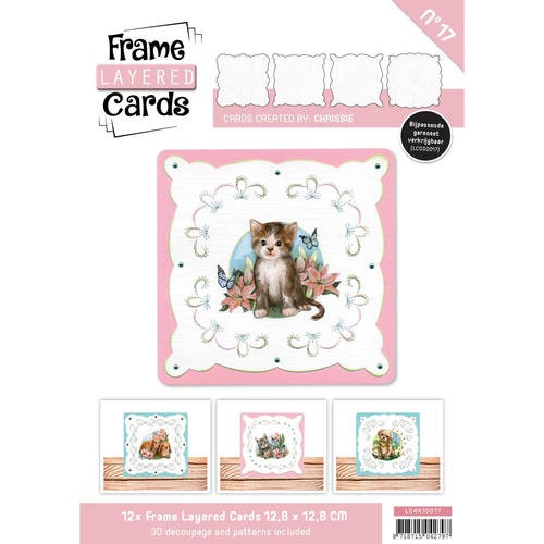 Frame Layered Cards 17- 4K.